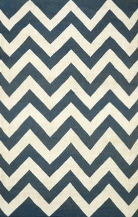 Rugs USA Indoor Outdoor Flatwoven Chevron VS118