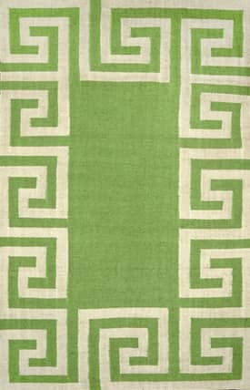 Rugs USA Indoor Outdoor Flatwoven Greek Key VS120
