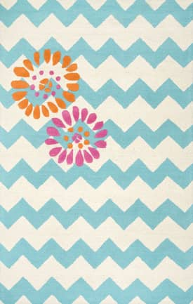Rugs USA Floral Chevron VS134