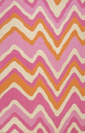 Rugs USA VS139 Dripping Chevron