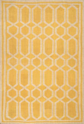 Rugs USA Indoor Outdoor Flatwoven Trellis VS153