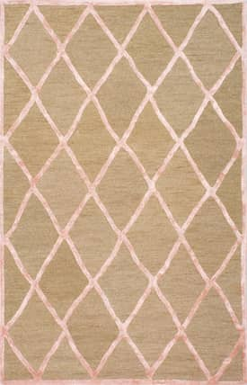 Rugs USA VS159 Raised Lattice