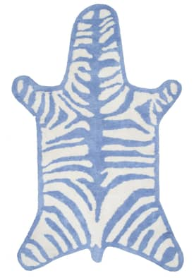Rugs USA VS160 Soft Zebra Kid's