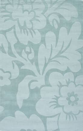 Rugs USA VS166 Tropical Flowers Casual