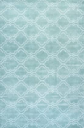 Rugs USA VS169 Double Carved Trellis