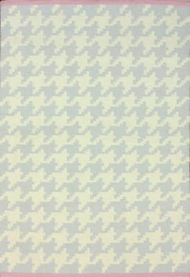 Rugs USA Houndstooth Flatwoven