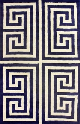 Rugs USA Greek Key