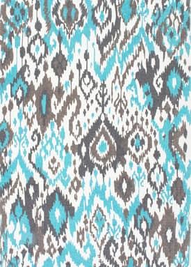 Rugs USA OP01 Abstract Ikat
