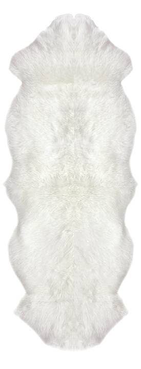 Rugs USA Double Sheepskin with Faux Backing