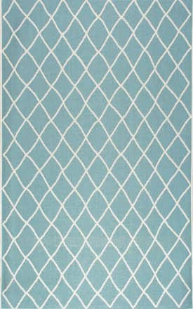 Rugs USA Outdoor AV02B Lattice