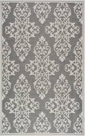 Rugs USA Damask Outdoor AV03A