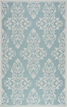 Rugs USA Damask Outdoor AV03B