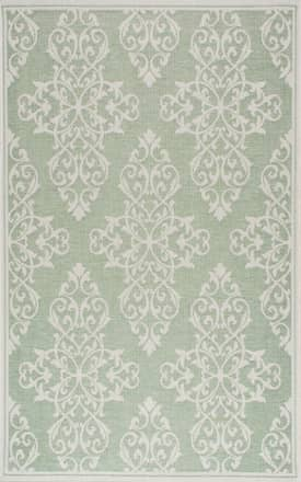 Rugs USA Damask Outdoor AV03C
