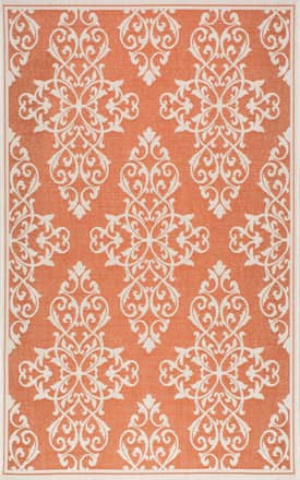 Rugs USA Damask Outdoor AV03D