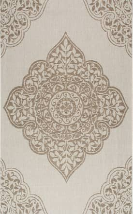 Rugs USA Medallion Outdoor AV04B