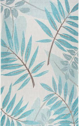 Rugs USA Outdoor AV05B Modern Leaves