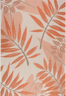 Rugs USA Outdoor AV05D Modern Leaves