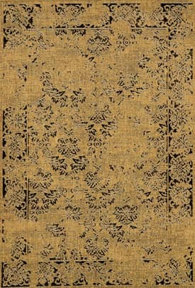 Rugs USA Outdoor DN14 Vintage Leaflet