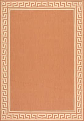 Rugs USA Outdoor Greek Key