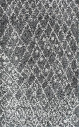 Rugs USA Easy Shag EZ01 Netted Lattice