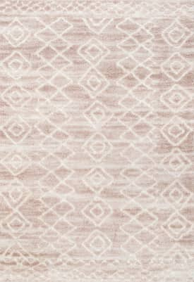 Rugs USA NB01 Carved Moroccan Diamonds