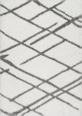 Rugs USA Broken Lattice Shag PS02