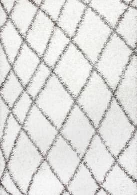 Rugs USA Easy Shag SG17 Moroccan Lattice