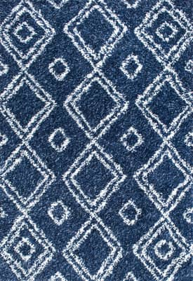 Rugs USA Easy Shag SG18 Double Diamond Trellis