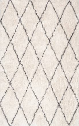 Rugs USA EK01 Cotton Diamond Trellis
