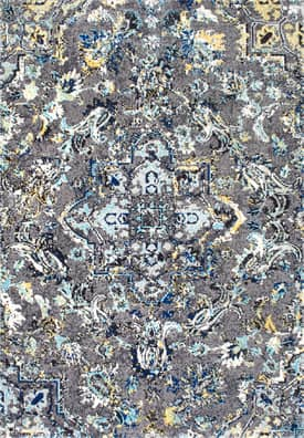 Rugs USA BD06 Pointelle Paisley