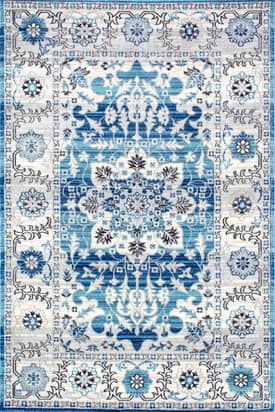 Rugs USA Floral Medallion BD12
