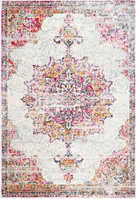 Rugs USA BD36 Sunny Wildflower Medallion