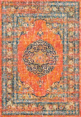 Rugs USA Oriental Star Token Medallion