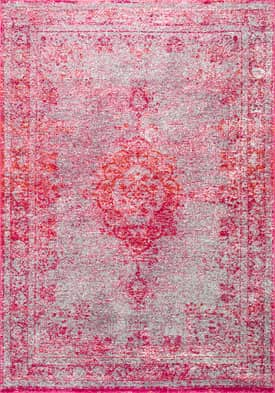 Rugs USA Sofia Overdyed Oriental Medallion BD47