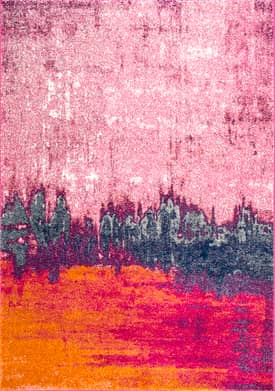 Rugs USA BD51 Abstract Rainfall