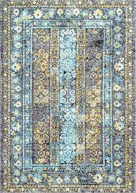 Rugs USA BD60 Shaded Floral Garden