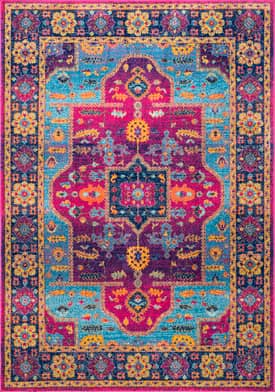 Rugs USA BD66 Tribal Crux Medallion