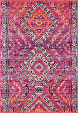 Rugs USA BD68 Tribal Mosaic Diamonds