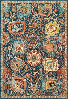 Rugs USA IN01 Dense Peony Tree Of Life