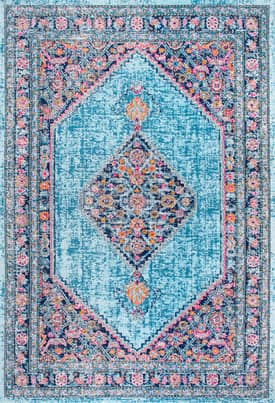 Rugs USA SW01 Eternal Palmette Knot Medallion