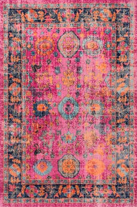 Rugs USA SW04 Deluxe Electric Floral Garden