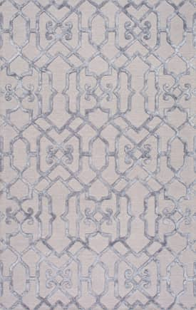 Rugs USA CA03 Hand Tufted Moroccan Tessellation
