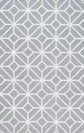 Rugs USA CA04 Hand Tufted Metro Latticework