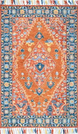 Rugs USA Wool Persian Tassel