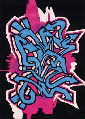 Rugs USA Graffiti