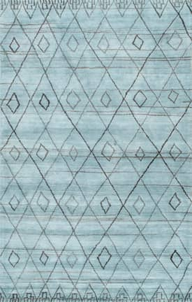 Rugs USA TY01 Diamond Row Trellis