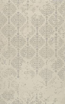 Rugs USA Vintage Damask Wool Tufted FX01