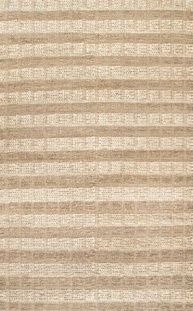 Rugs USA HA01 Braided Banded Stripes
