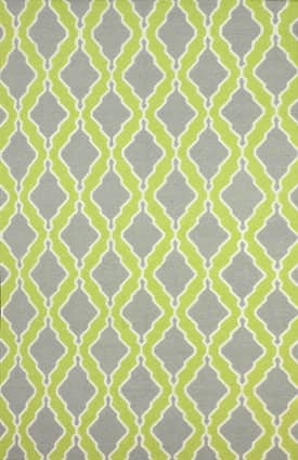 Rugs USA RE33 Flatwoven Trellis