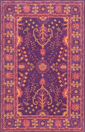 Rugs USA VE38 Vibrant Florette Traditional